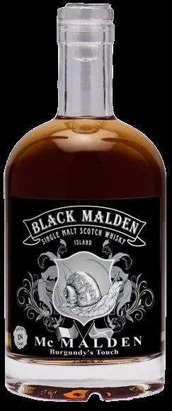 Whisky Black Malden - La Bonne Cave de Papa