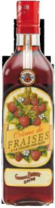 Crème de Fraises des Bois - La Bonne Cave de Papa