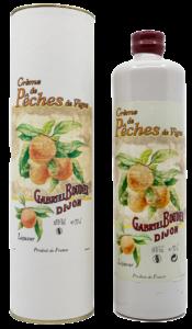 Crème de Pêches - La Bonne Cave de Papa